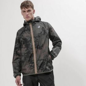 K-way Giacca Claude Graphic Dark Camouflage Kway
