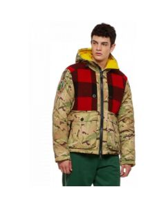 Griffin Hooded Down Usmc