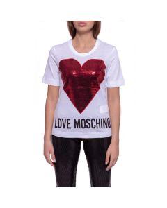 Love Moschino Logo Cuore